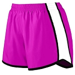 Augusta Ladies Junior Fit Pulse Team Shorts